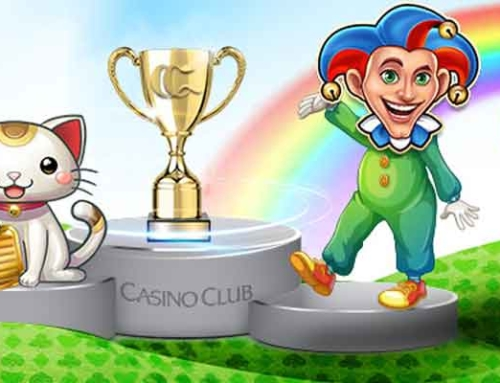 Casino Club lädt zur Slots Rally ein