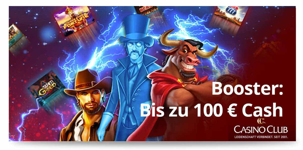 Bonus Booster Casino Club