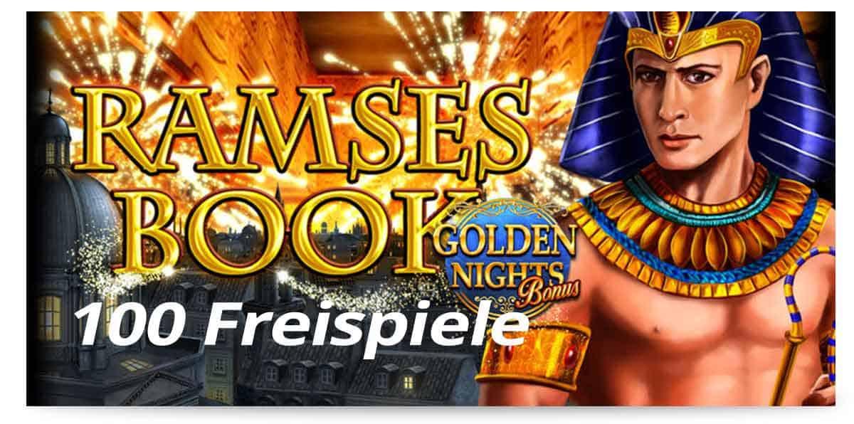 Freispiele Ramses Book