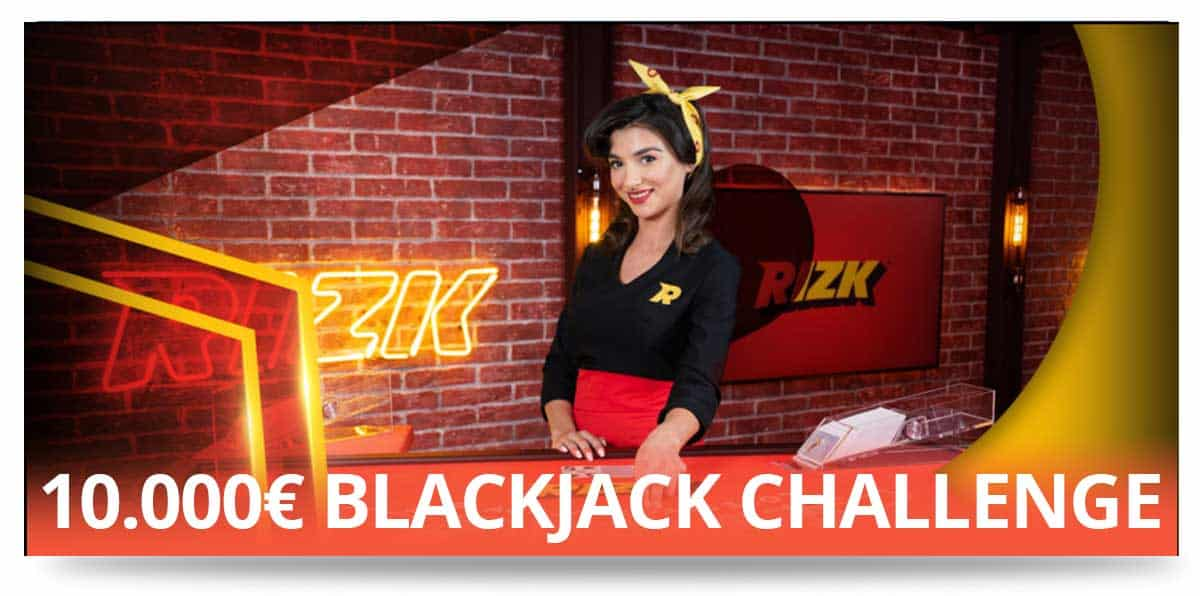 Rizk Insider Aktion Blackjack