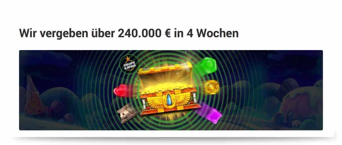 Unibet Casino Turnier