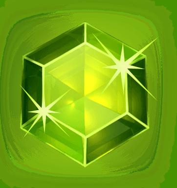 Diamant Symbol Starburst Slot