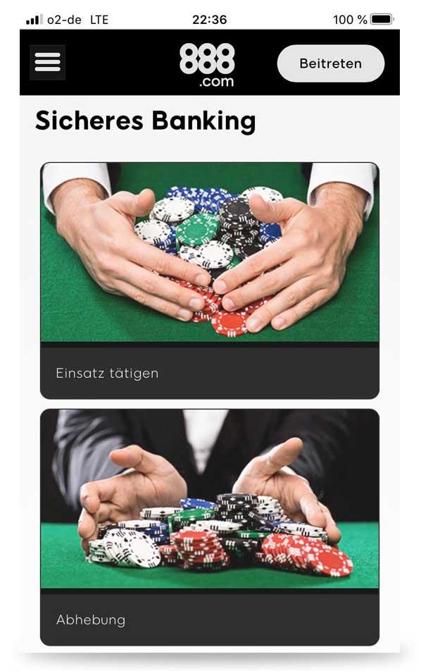 Auszahlung Bei 888 Casino