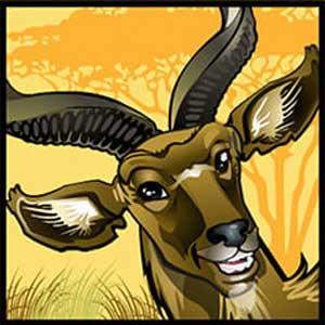 Mega Moolah Symbol Antilope
