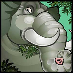 Mega Moolah Symbol Elefant