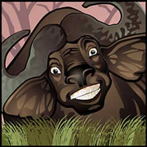 Mega Moolah Symbol Wasserbüffel