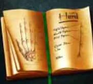 Symbol Buch bei Ghost Slider