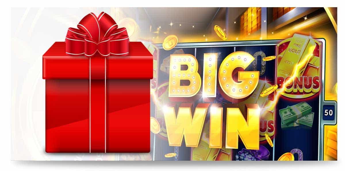 Casino HighRoller Geschenk