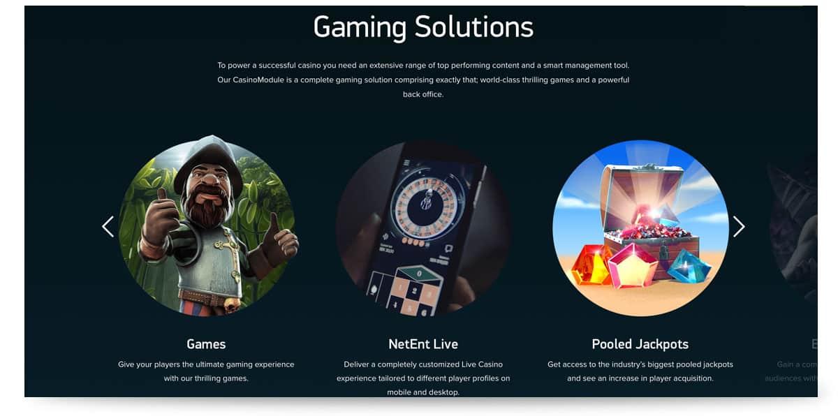 Internetseite NetEnt Casinos