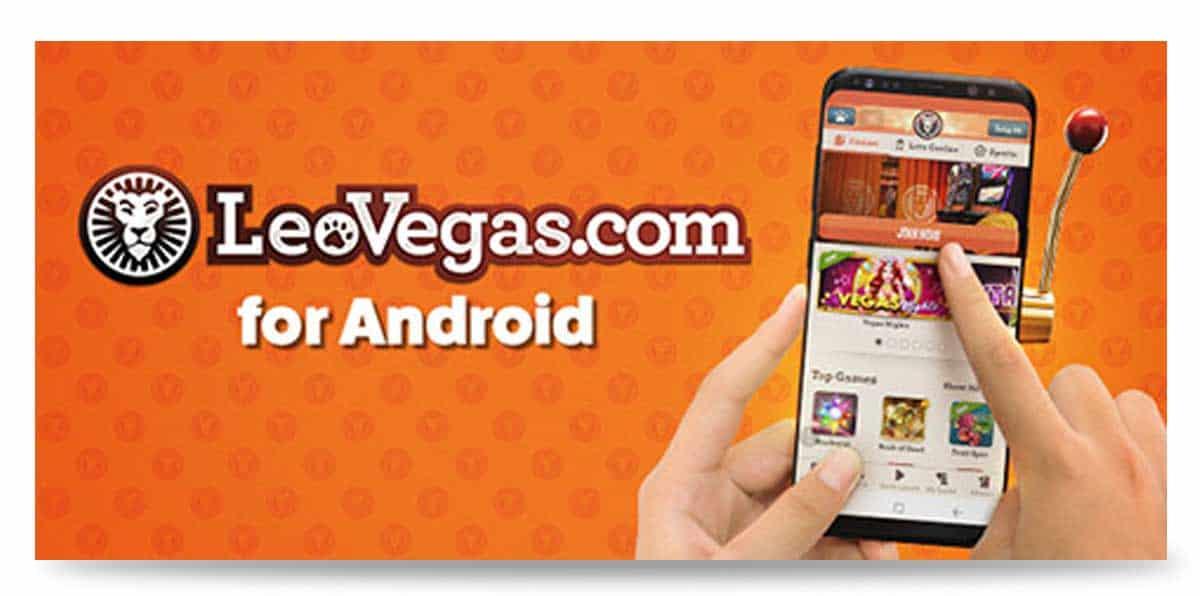 LeoVegas Android App