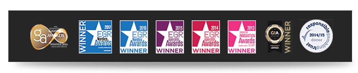 LeoVegas Auszeichnungen
