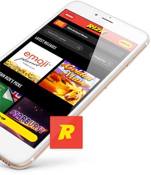 Rizk App iPhone