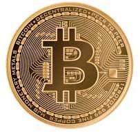 BitCoin Icon Münze