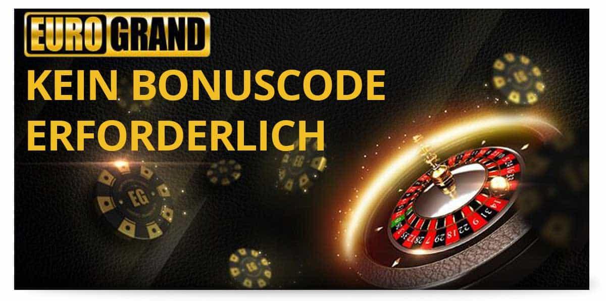 Eurogrand Bonus Code