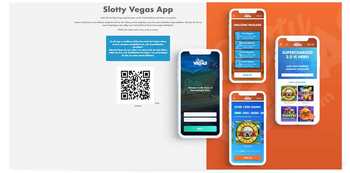 Slotty Vegas App
