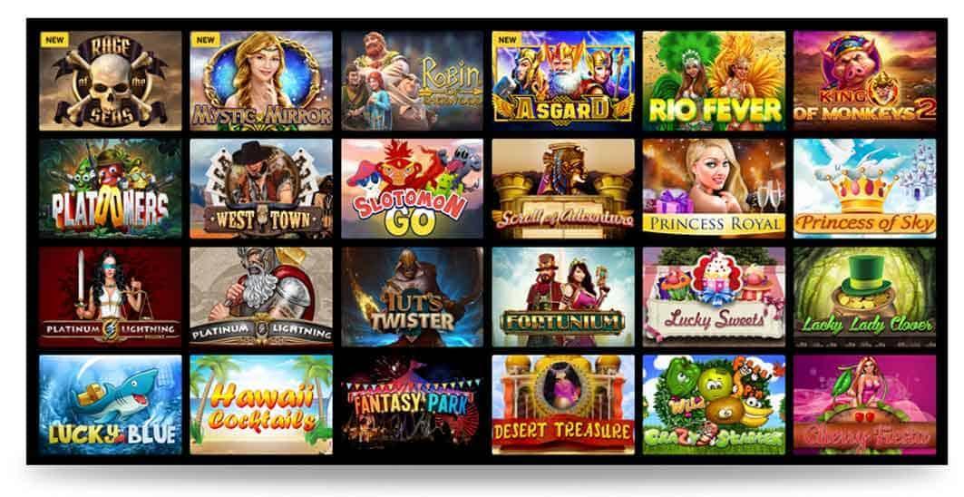 ZET Casino Slots