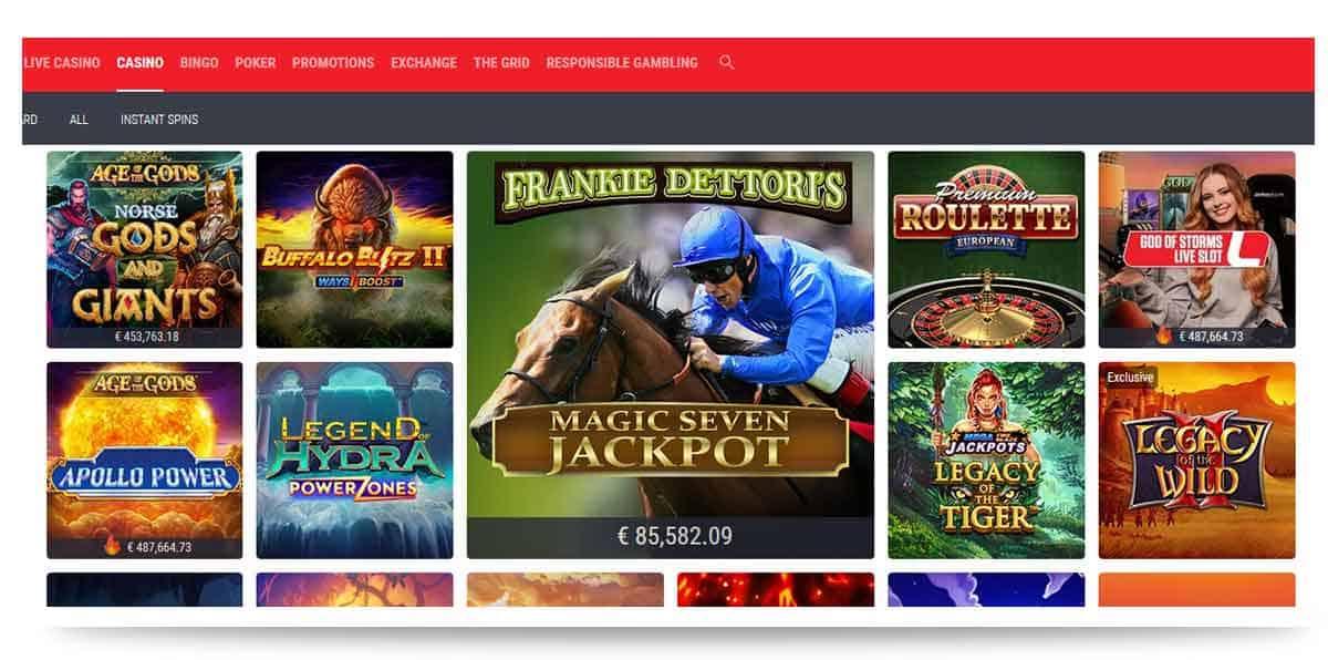 Startseite Ladbrokes Casino